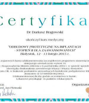 Rogowski-Certyfikat-nr-9